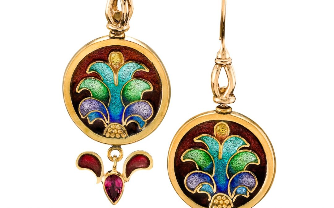 Contact Patsy Croft Cloisonné Jewelry Designer