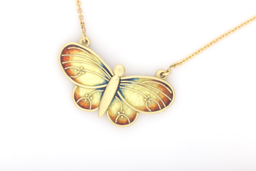 Champleve Butterfly