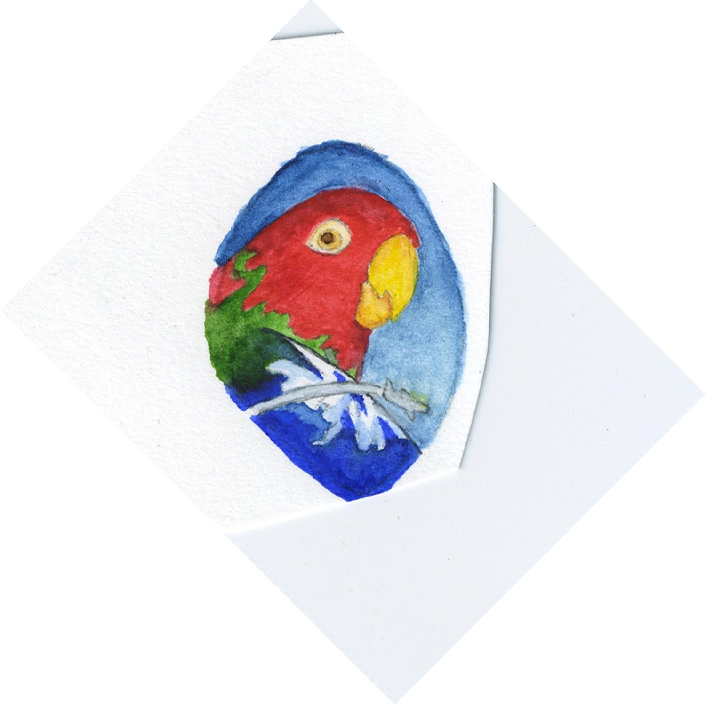 Custom Cloisonne Pendant