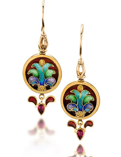 carnival-earrings-front