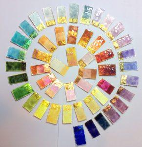 Ninomiya_transparent enamel test plates