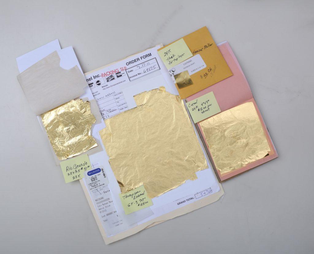 Foil options for Enamelist