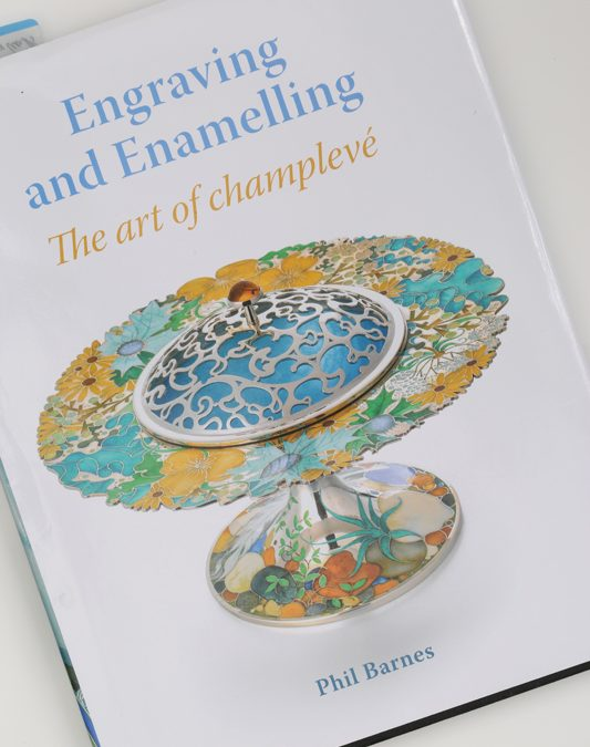 The Art of Champleve by Phil Barnes